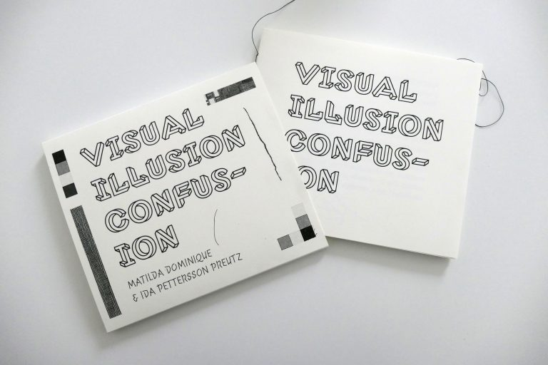 -visual-illusion-confusion- artists' book (2019)